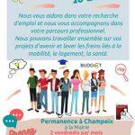 Mission locale à Champeix