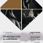 Affiche exposition du Marchidial